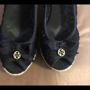 Offer! Tory Burch Jackie Lace espadrille 75mm